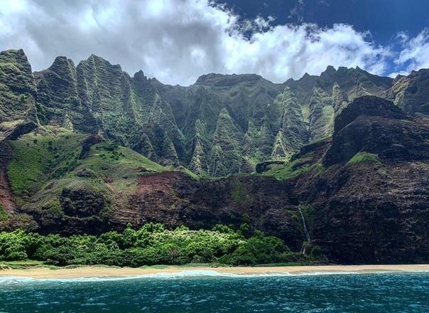 Побережье На-Пали, Кауаи, Гавайи