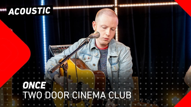 Two Door Cinema Club - Once (Acoustic) | 3FM Live