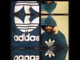 Mo Salah starring in a new adidas originals commercial.