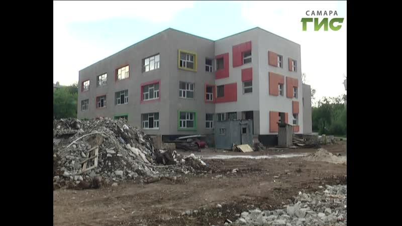 Детский сад на Георгия Ратнера откроет свои двери уже в этом году