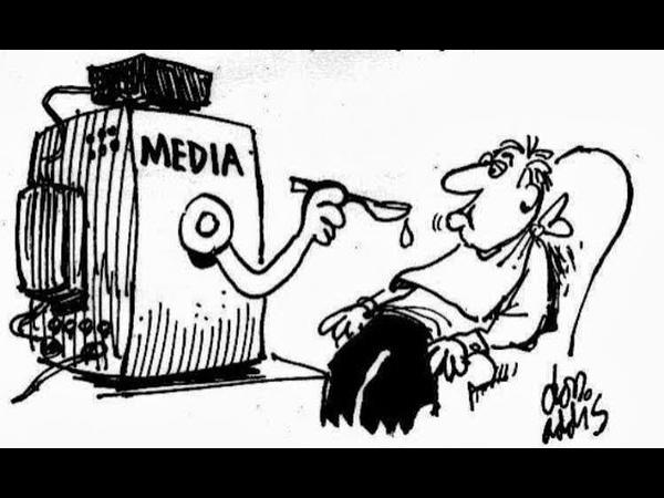 Die totale Desinformation gehört zu den Medien u dem Staat Weiss ist schwarz u schwarz ist weiss…