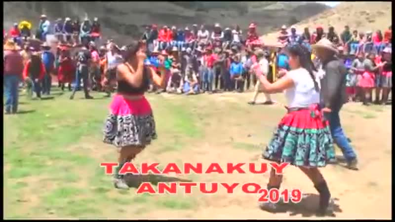 TAKANACUY ANTUYO CUSCO 2019