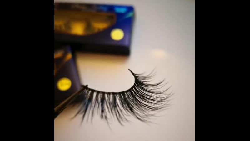 Eyelashes 3D Mink Lashes Luxury