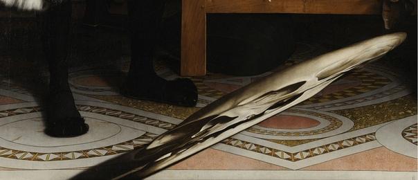 ЗАГАДОЧНЫЕ «ПОСЛЫ» Эта картина, хранящаяся в Национальной Лондонской галерее одно из лучших творений великого немецкого художника Ганса Гольбейна. Это не просто портрет, это отражение эпохи,