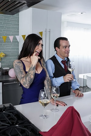 Brazzers - Turning Party Tricks