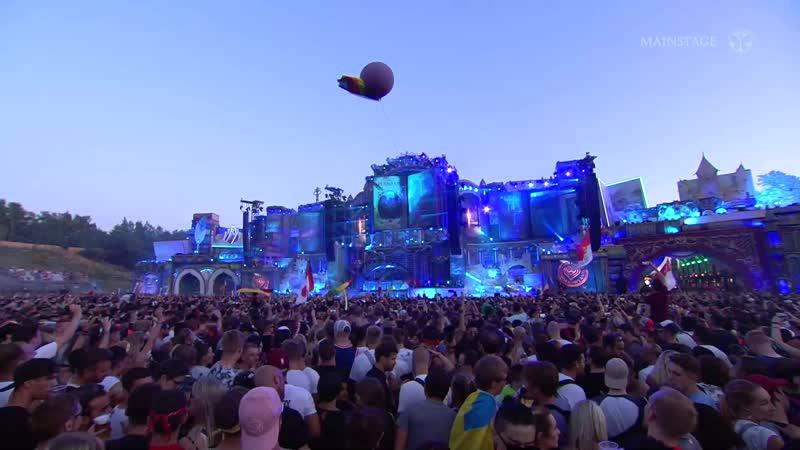Armin van Buuren @ Tomorrowland 2019