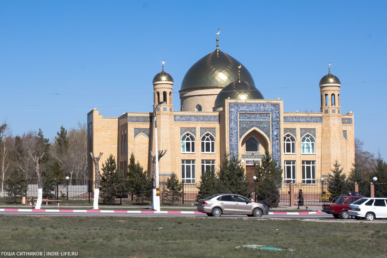 Мечеть Рудный