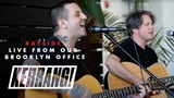 BAYSIDE Live Acoustic Set in Kerrang!'s Brooklyn Office
