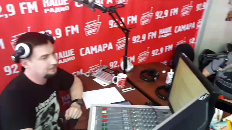 Чача Иванов на Нашем Радио