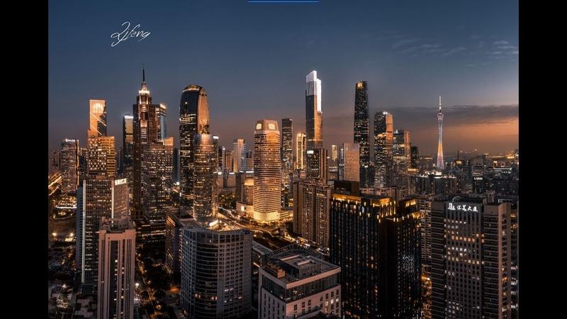 Top 10 Best skylines In CHINA 【2018】 中国城市天际线排名