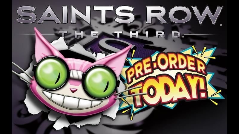 Saints Row® The Third™ - Genki Announcement