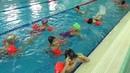 Дети в бассейне ТГУ