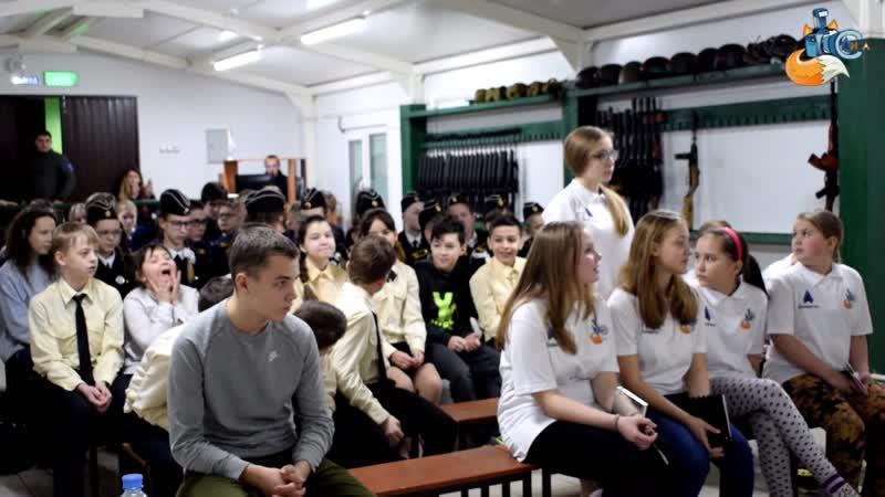Детская пресс-конференция Герои среди нас
