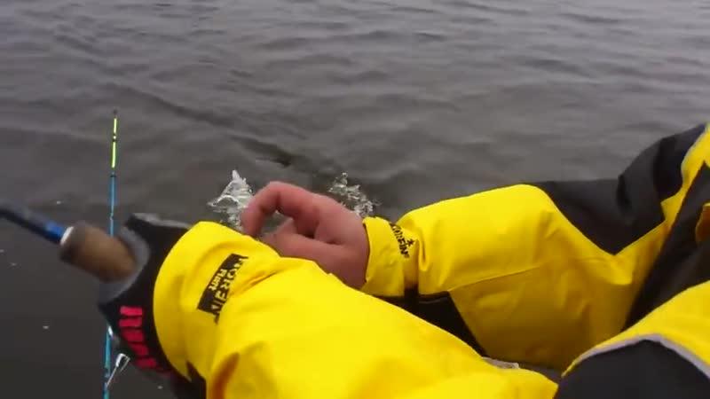 Так бывает 😂 это же рыбалка