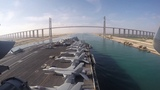 USS Abraham Lincoln Carrier Strike Group Completes Southbound Suez Transit