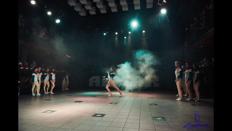 Juzz funk / Отчётный концерт / Студия танца Багира