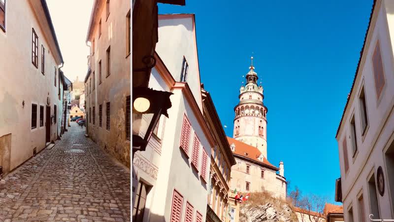 Согревающая теплом Прага 💑