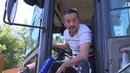 На борьбу с борщевиком в Ижевске впервые вывели тяжелую технику