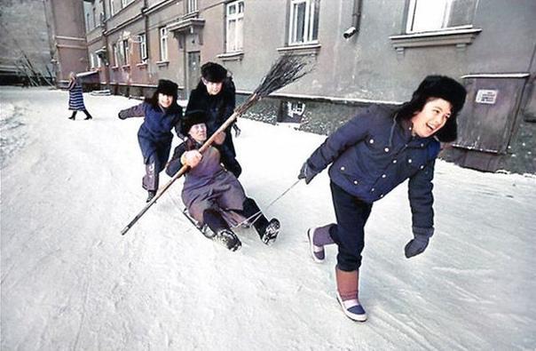 Ваше любимое зимнее развлечение