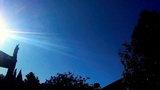 Planet x is here California clear skies Happy Resurrection today