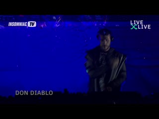 Don diablo - live @  edc las vegas 2019