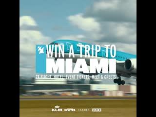 Win A Trip To Miami!