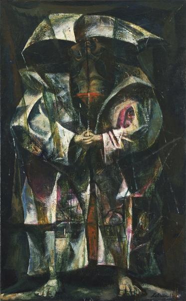 Рико (Фредерико) Лебрен (итал. и англ. Rico Lebrun; 1900, Неаполь 1964, Малибу) американский художник и скульптор итальянского происхождения. В юности окончил Академию изящных искусств Неаполя,