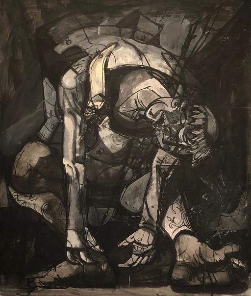 Рико (Фредерико) Лебрен (итал. и англ. Rico Lebrun; 1900, Неаполь  1964, Малибу)  американский художник и скульптор итальянского происхождения.