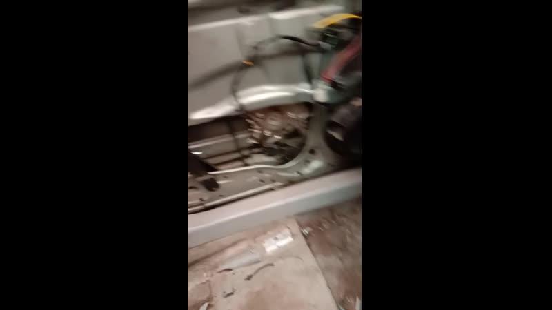 компрессор центрального замка мерседес