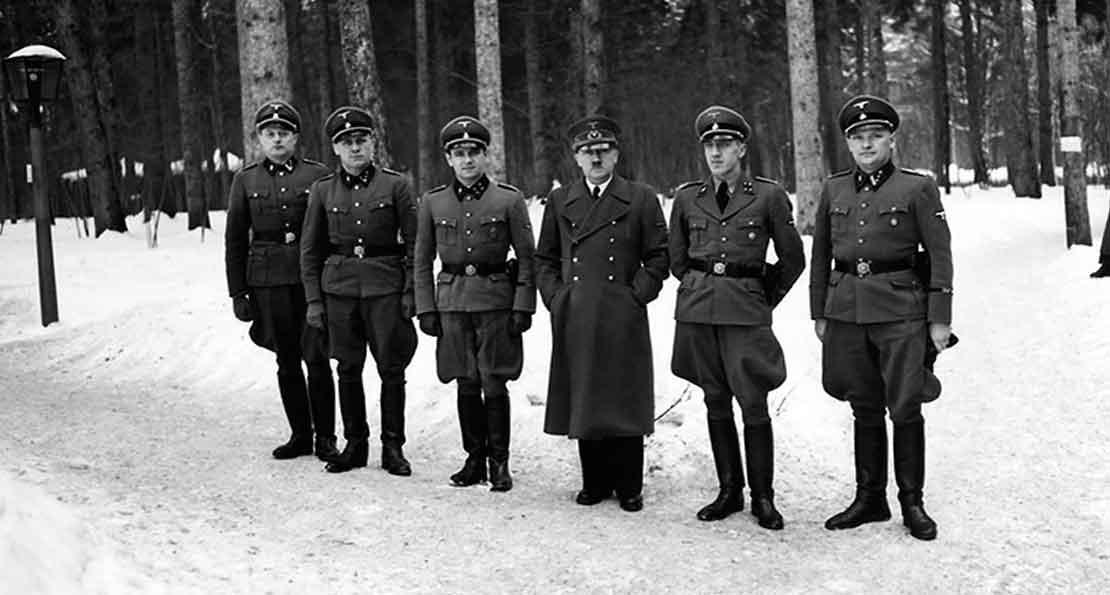 Фюрер и его охрана