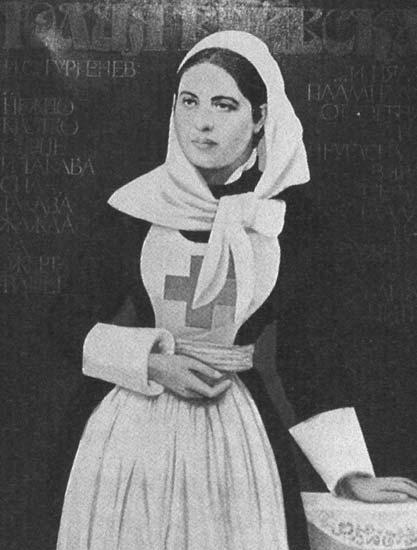 ЮЛИЯ ВРЕВСКАЯ В 1838 году в городе Лубны Полтавской губернии, в семье участника Бородинской битвы генерал-лейтенанта Петра Евдокимовича Варпаховского родилась дочь Юлия. Семья генерала постоянно