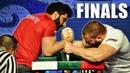 RIGHT HAND FINALS | EUROPEAN ARM WRESTLING CHAMPIONSHIP 2019