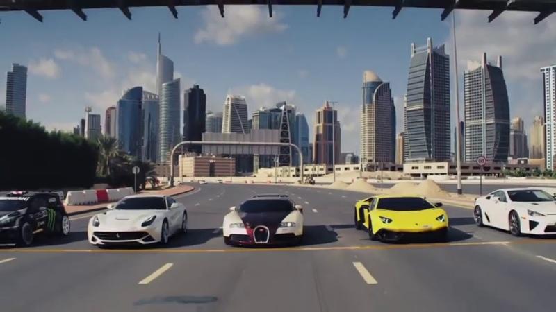 ЛУЧШАЯ МУЗЫКА 2018 Арабский дрифт Дубай