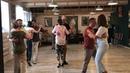 «Дом Танго» занятие 25 июня 2019 г. - РЕЗЮМЕ-Ч.1 Танцуем сэндвич, парада и смена направления