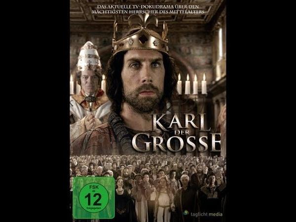 Карл Великий | Karl der Grosse (2013) - Император Европы | Эпизод 3