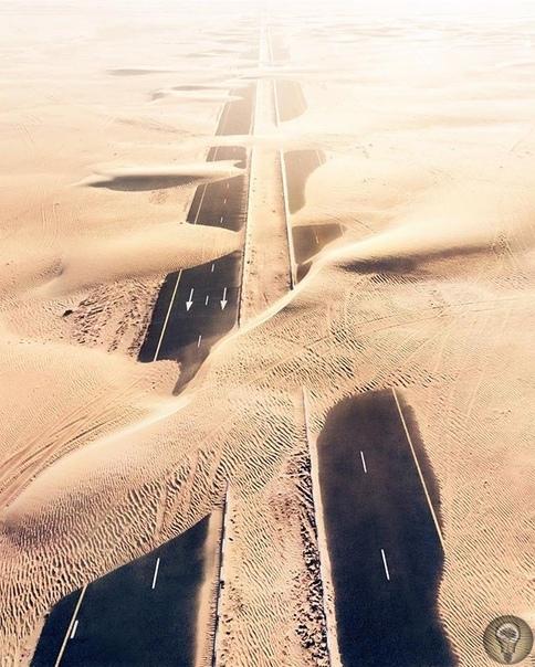 Природа против человека. Как пустыня захватывает ОАЭ