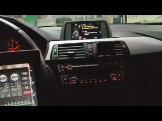 BMW F30 с усилителем BestBalance DSP6-L