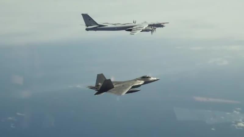 NORAD- US-Kampfjets fangen russische Militärflugzeuge vor Alaska ab