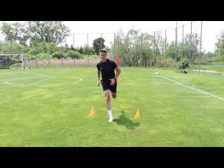 Individual crossing  shooting drills _ full training session for footballers-обрезка 01