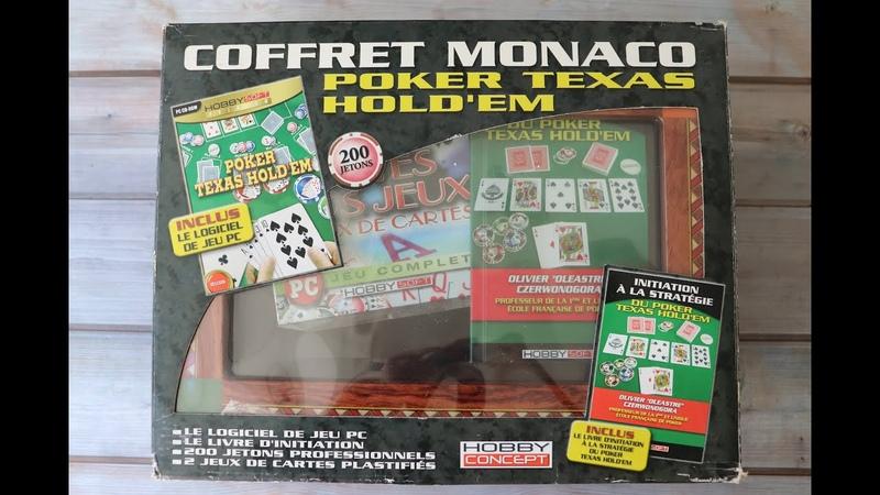 Покерный набор Poker set (Hobby Concept) - Распаковка