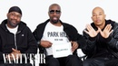 Wu Tang Clan Teaches You Wu Tang Slang Vanity Fair