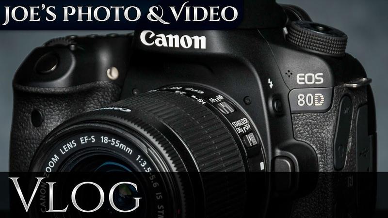 Canon EOS 80D RAW Image - Dynamic Range Improvements   Vlog