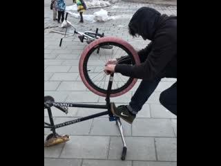 Roma shalimov | bmx | skate