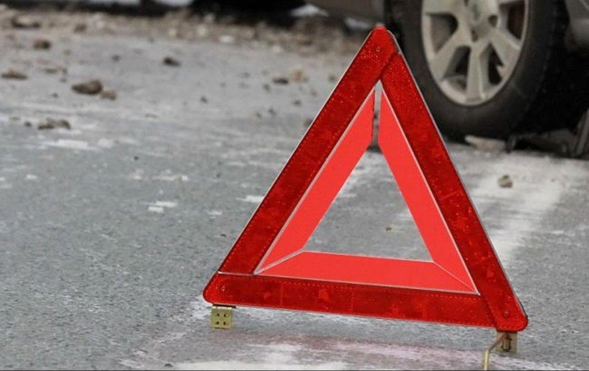 Два автомобиля разбились в Зеленчукской