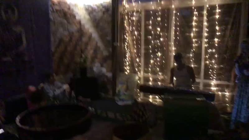 Импровизационный Концерт вокально фортепианный музыки Angelus Sol в FreeДоме