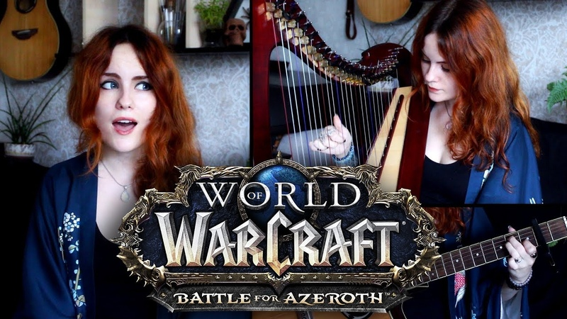 World of Warcraft - Daughter of the Sea (Warbringers Jaina) Gingertail Cover