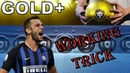 Black Ball Trick in Gold Pack | PES 2019 Mobile