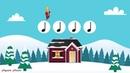 Deck the Halls | Kids Christmas Songs | Rhythm practice | Lectura rítmica