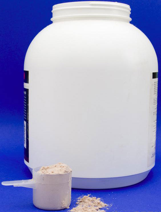 Креатиновый порошок обычно используется для быстрого наращивания мышечной массы.