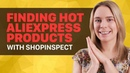 Using ShopInspect To Find Hot Products To Dropship From A